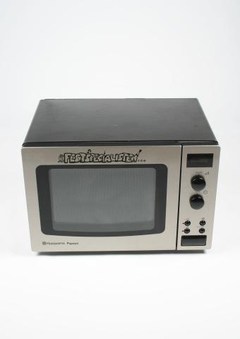 Microvågsugn