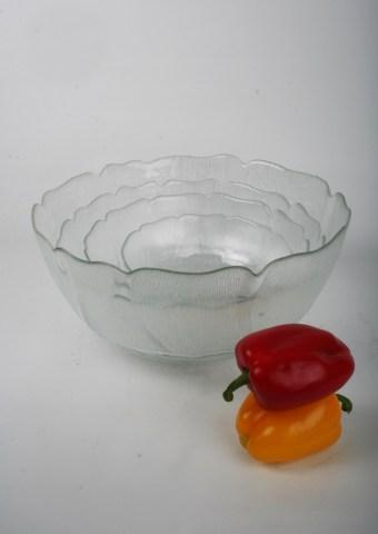 Glasskål 2.0 l