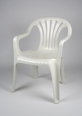 Stol, plast
