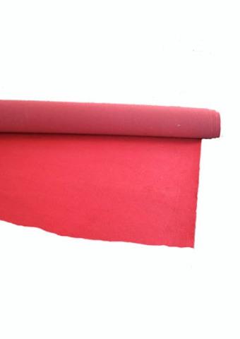 Röd galamatta 2m bred/meter