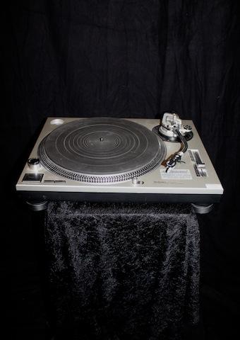 Skivspelare 1200, vinyl
