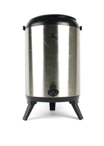Termos 10 liter med tapp, rostfri