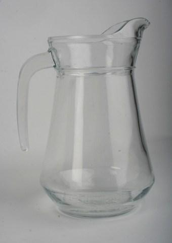 Tillbringare, glas