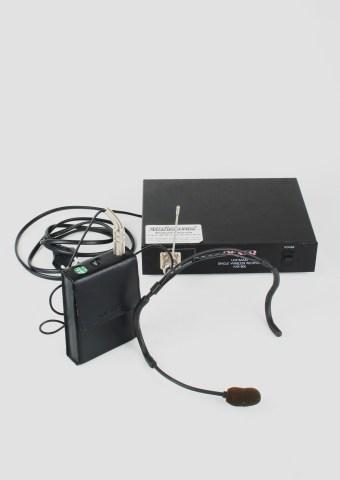 Trådlös headsetmic