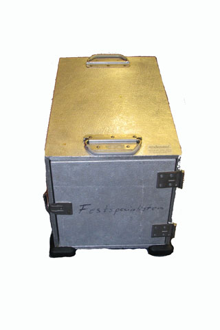 Värmebox för 4 bleck