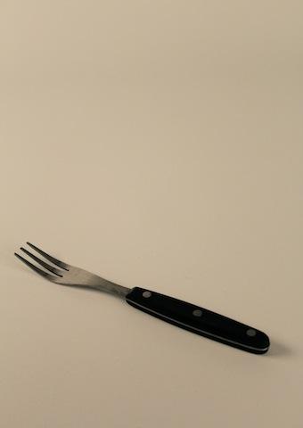 Gaffel, grillbestick