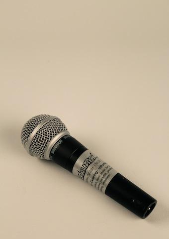 Mikrofon enkel